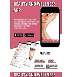 Die iOS & Android App für Beauty & Wellnes