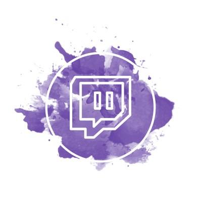 50 Twitch Follower