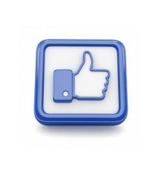 2000 Facebook CheckIns / Waren Hier